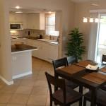 Villa Regina - Essbereich und Küche